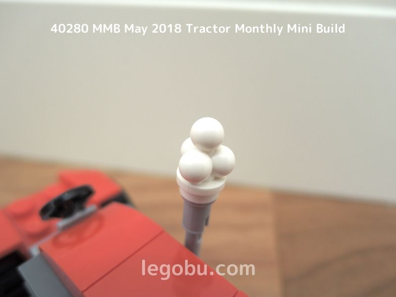 40280 MMB May 2018 Tractor Monthly Mini Build 排気ガス