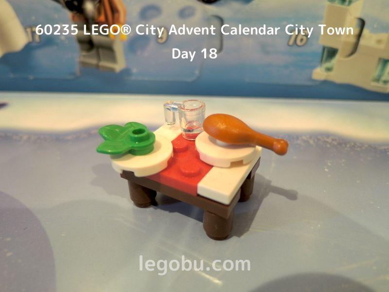 18日目:クリスマスディナー