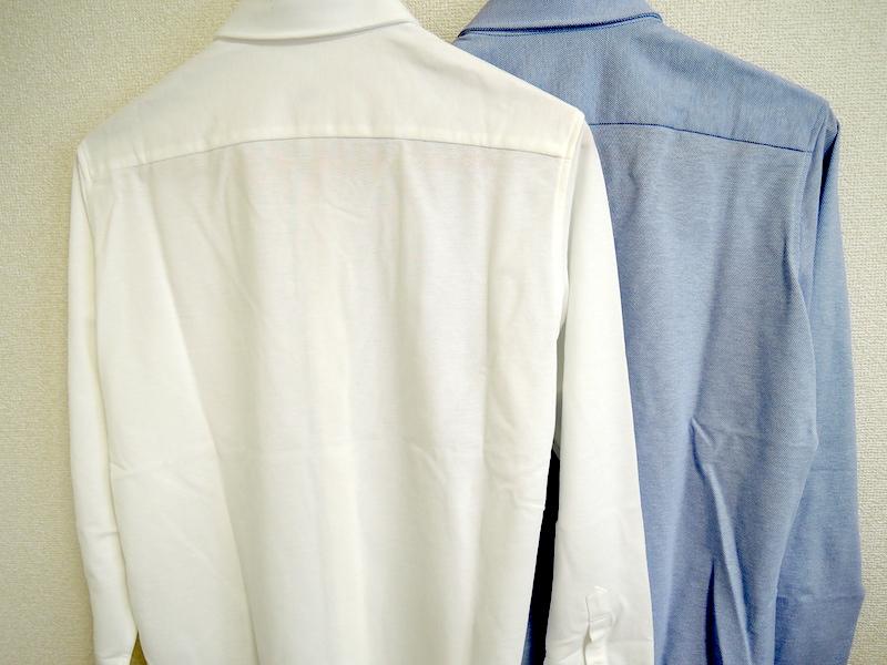 イージーケアコンフォートシャツ-背面