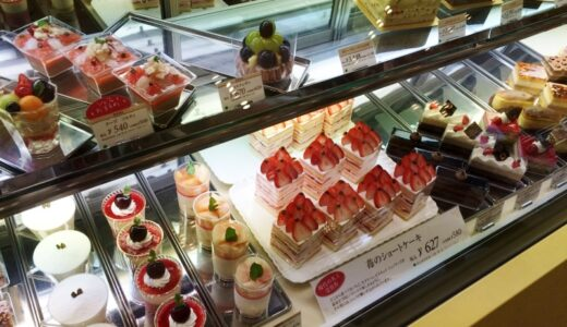 「御影高杉」の「苺のショートケーキ」は何度でも食べたい!【神戸】